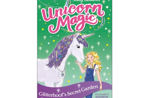 Glitterhoof's secret garden