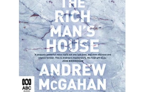 The rich man's house