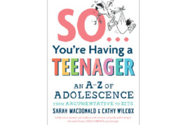 So you're having a teenager