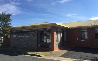 Image of Adelong Library exterior