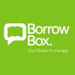 Borrow Box logo image