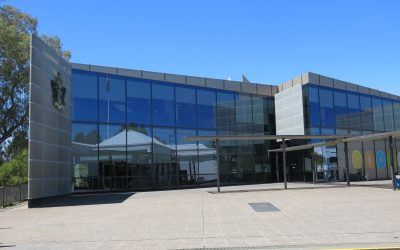 Image of Wagga Library exterior