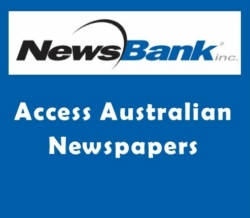 Icon of New Bank Newspapers Online