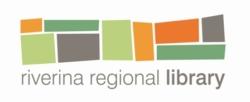 Image of Riverina Regional Library logo