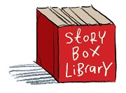 Story Box Library Icon