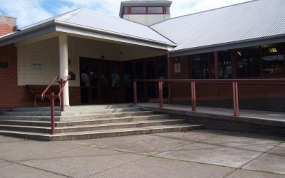 Image of Tumut Library exterior