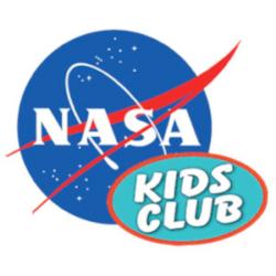 NASA Kids Club logo image